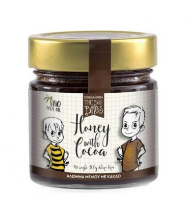 Άλειμμα Μελιού με Κακάο, 300 γρ., The Bee Bros