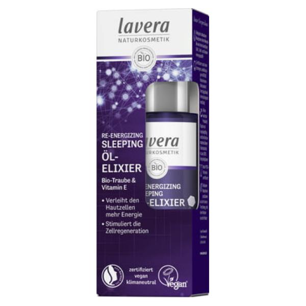 Re-Energizing Sleeping Elixir - Ελιξίριο Έλαιο Νυκτός, 30ml, Lavera