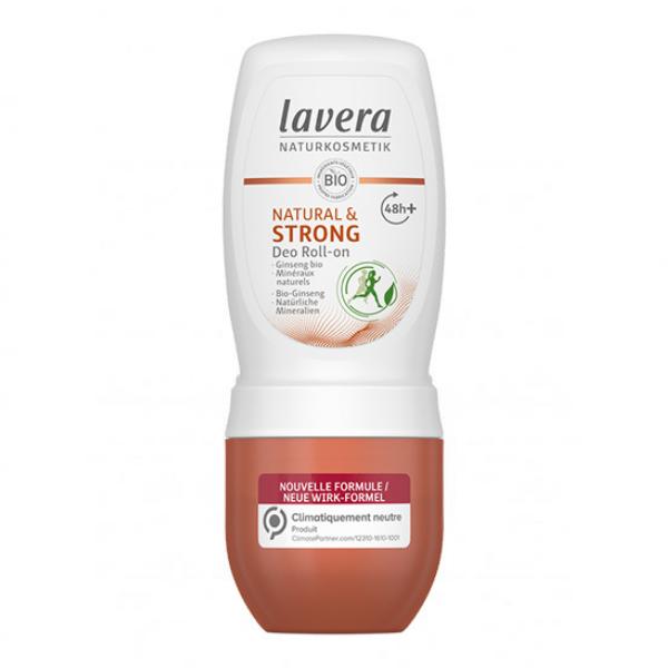 Αποσμητικό (Roll-On) Strong, 50 ml, Lavera